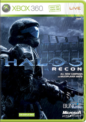Covers & Box Art: Halo 3: ODST - Xbox 360 (2 of 2)