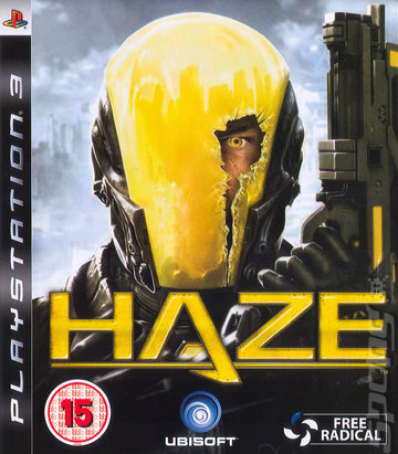 Haze - PS3 Cover & Box Art