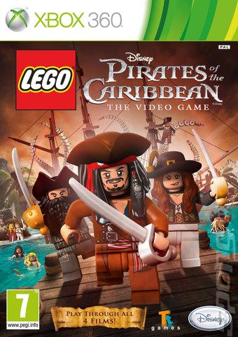 Descarga Lego Piratas Del Caribe Multi Español   xbox 360