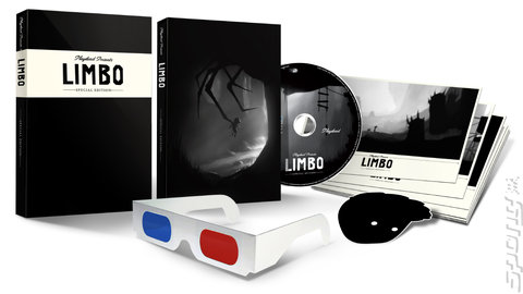 Limbo - PC Cover & Box Art