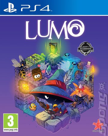 Lumo - PS4 Cover & Box Art