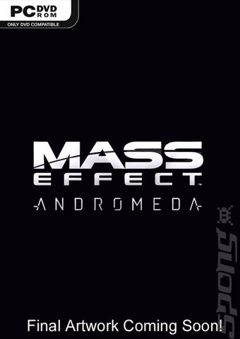 Mass Effect: Andromeda - PC Cover & Box Art