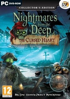 Nightmares From The Deep: Cursed Heart (PC)