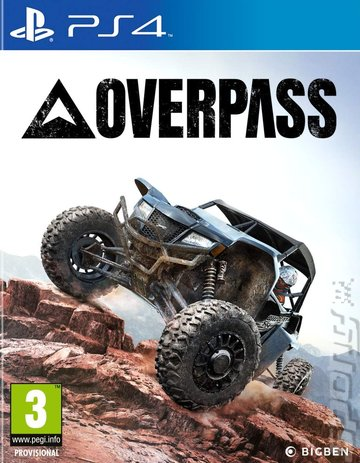 Overpass - PS4 Cover & Box Art