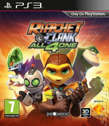 اكبر مجموعة ضخمه العاب PS3 كامله وروابط تورنت  _-Ratchet-Clank-All-4-One-PS3-_