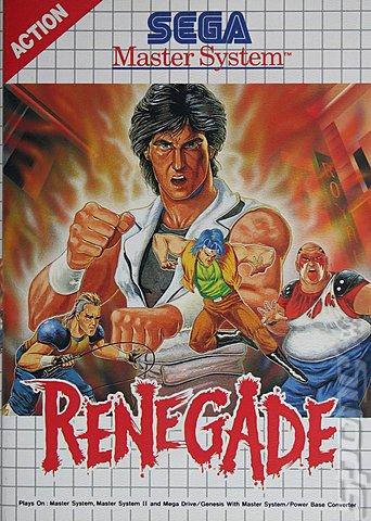 [JEU] LA PLUS BELLE JAQUETTE DU MONDE - Page 4 _-Renegade-Sega-Master-System-_