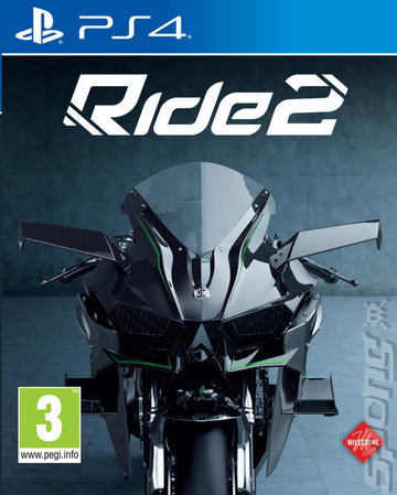 Ride 2 - PS4 Cover & Box Art