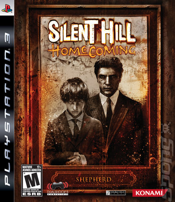 Silent Hill: Homecoming - PS3 Cover & Box Art