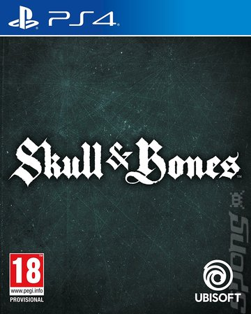 Skull & Bones - PS4 Cover & Box Art