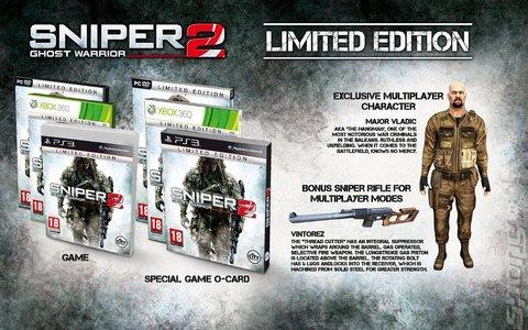 Sniper Elite V2 - PS3 Cover & Box Art