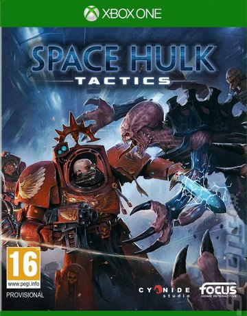 Space Hulk: Tactics - Xbox One Cover & Box Art