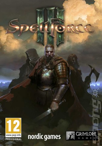 Spellforce III - PC Cover & Box Art