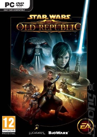 Star Wars: The Old Republic - PC Cover & Box Art