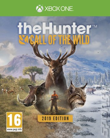 theHunter: Call of the Wild 2019 Edition - Xbox One Cover & Box Art