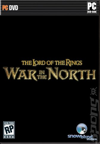 The Lord of the Rings: War in the North - PC Cover & Box Art