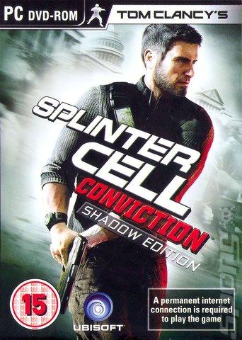 �� ���  ����� ������ Splinter Cell ���� 25 ����