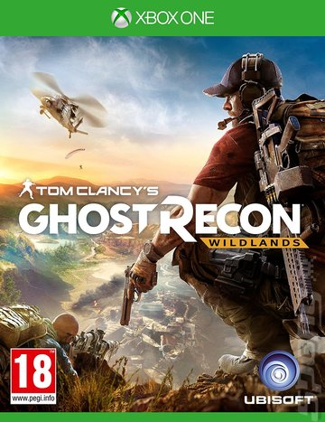 Tom Clancy's Ghost Recon: Wildlands Editorial image