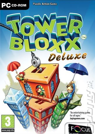 Tower Bloxx Deluxe | Full Version | 41MB