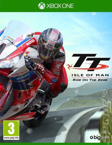 TT Isle of Man: Ride on the Edge - Xbox One Cover & Box Art