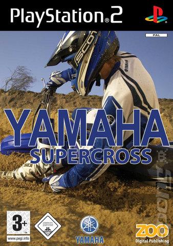 yamaha supercross ps2