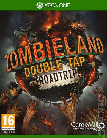 Zombieland: Double Tap: Road Trip - Xbox One Cover & Box Art