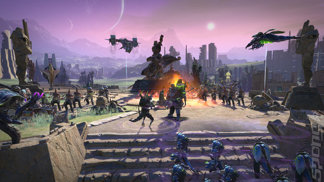 Age of Wonders: Planetfall - Xbox One Screen