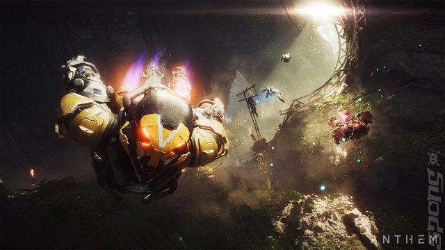 Anthem - Xbox One Screen