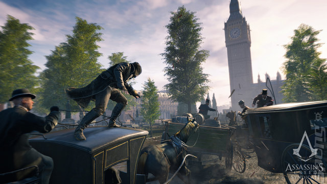 Assassin's Creed: Syndicate Editorial image