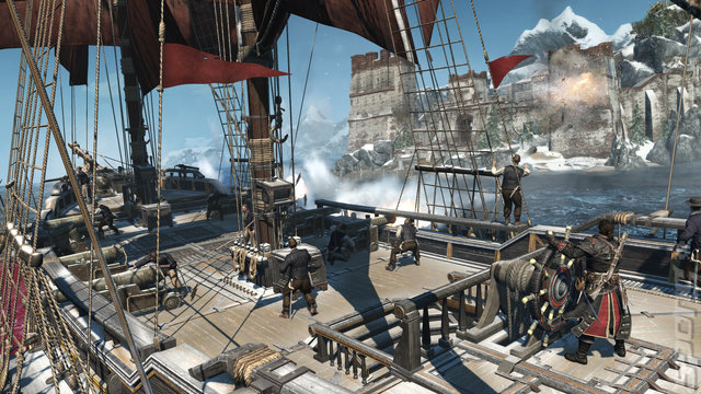 Assassin's Creed Rogue Remastered - PS4 Screen