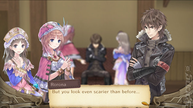 Atelier Totori: The Adventurer of Arland - PS3 Screen