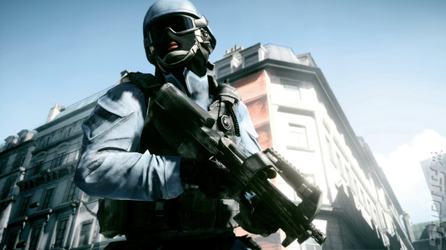 "Battlefield 3 Will ""Put a Huge Dent"" in Modern Warfare 3"