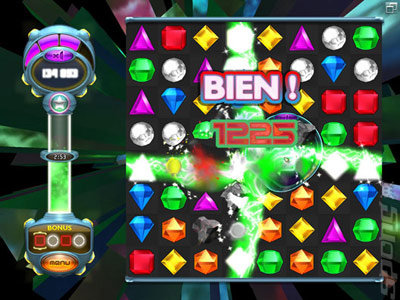 Bejeweled Twist - PC Screen