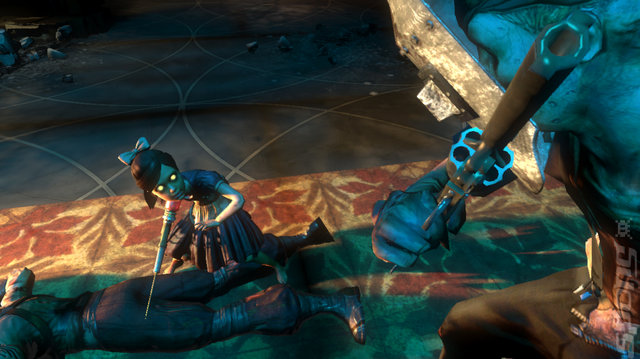 Bioshock 2 - Xbox 360 Screen