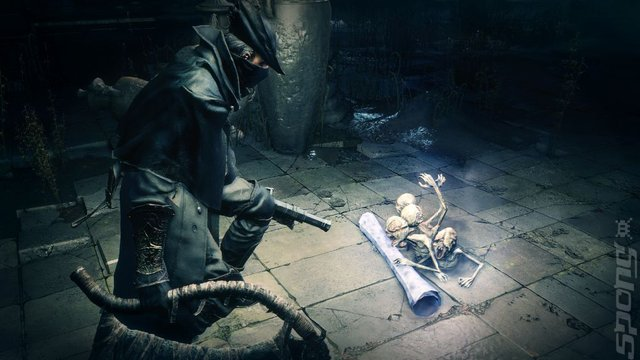 Bloodborne Editorial image