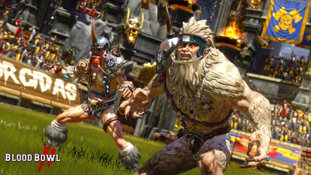 Blood Bowl 2 - Xbox One Screen