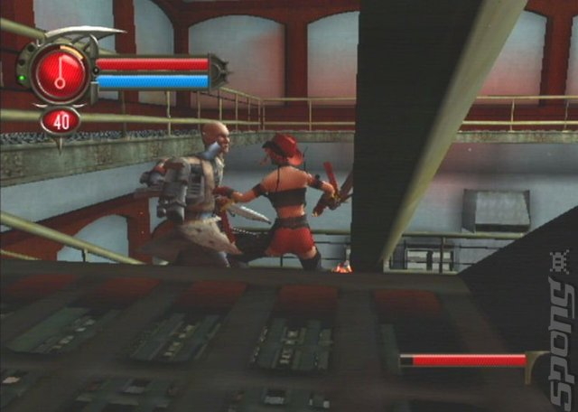 Bloodrayne 1 Ps2 Iso