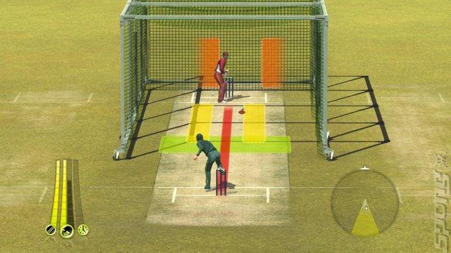 Brian Lara International Cricket 2007 - Xbox 360 Screen
