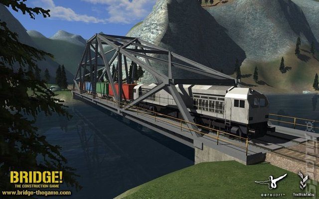 Bridge the construction game pc screen