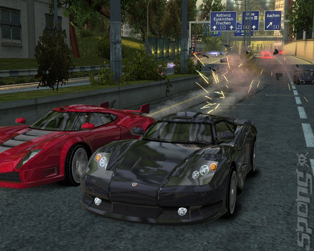 Screens: Burnout Dominator - PS2 (17 of 25)