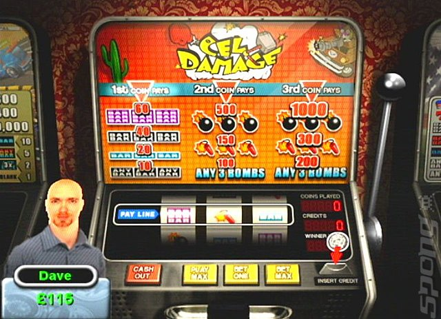 Casino challenge playstation 2