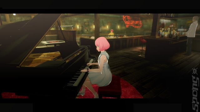 Catherine: Full Body - PS4 Screen
