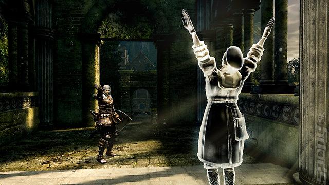Dark Souls: Remastered - Xbox One Screen