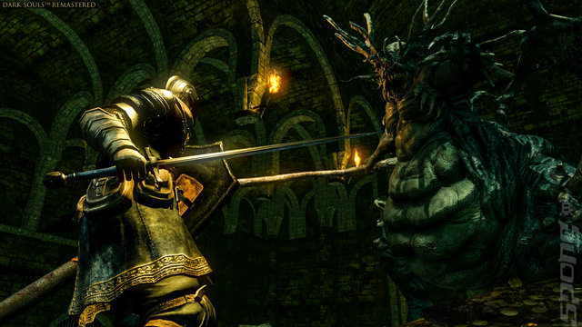 Dark Souls Trilogy - Xbox One Screen