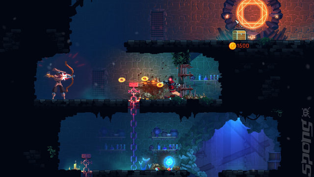 Dead Cells - Switch Screen