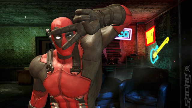 Deadpool - Xbox One Screen
