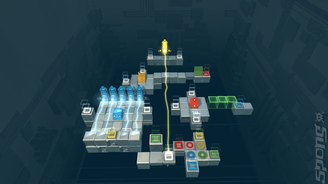Death Squared Editorial image