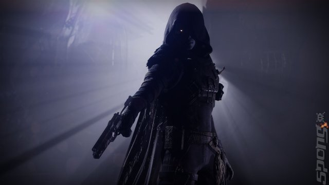 Destiny 2: The Forsaken - PC Screen