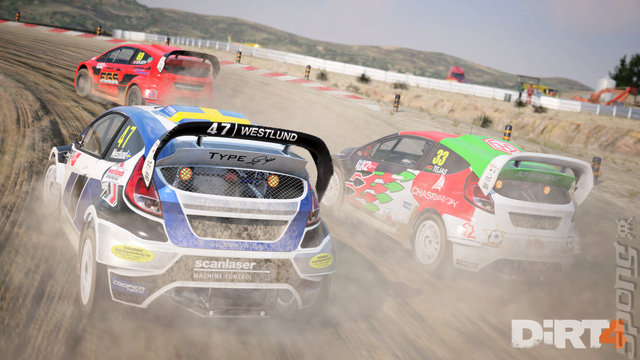 DiRT 4 Editorial image