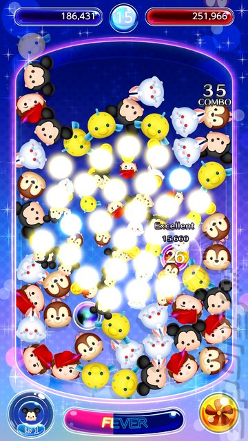 Disney Tsum Tsum Festival - Switch Screen