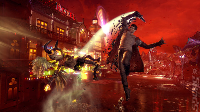 Capcom May Cry: DmC Sales Projections Reduced by 800k